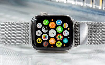 THE POWER TO CONTROL SONOS FROM YOUR APPLE WATCH