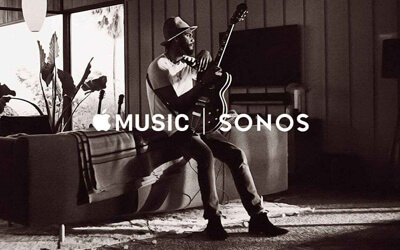 APPLE MUSIC IS COMING TO SONOS