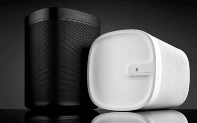 SONOS: POWER AT YOUR FINGERTIPS